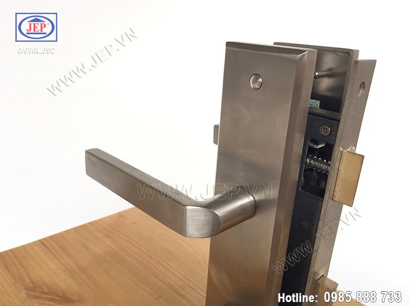 Khóa cửa sắt chống cháy MC12