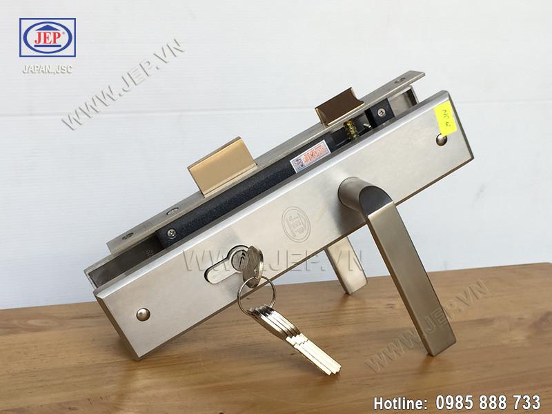 Khóa cửa sắt chống cháy JEP MC12