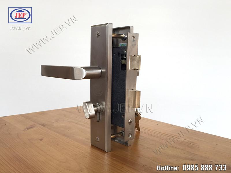 Khóa cửa sắt chống cháy MC39