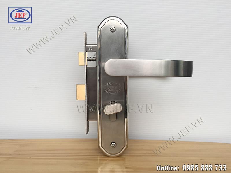 Khóa cửa tay gạt MC22 inox 304 - ảnh 6