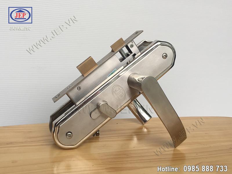 Khóa cửa tay gạt MC22 inox SUS304