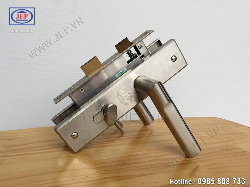 Khóa cửa tay gạt MC31 inox SUS304