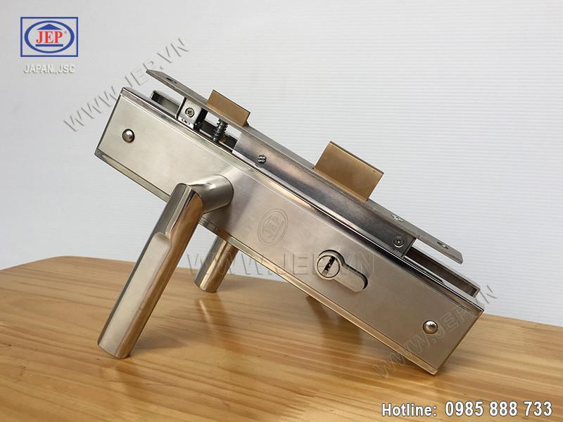 Khóa cửa tay gạt MC42 inox sus304 - ảnh 1