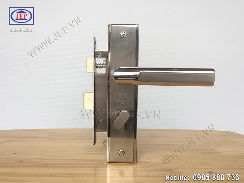 Khóa cửa tay gạt MC45 inox sus304 - ảnh 6