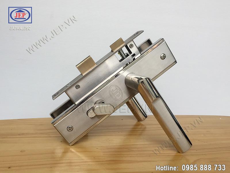Khóa cửa tay gạt MC45 bằng inox sus304