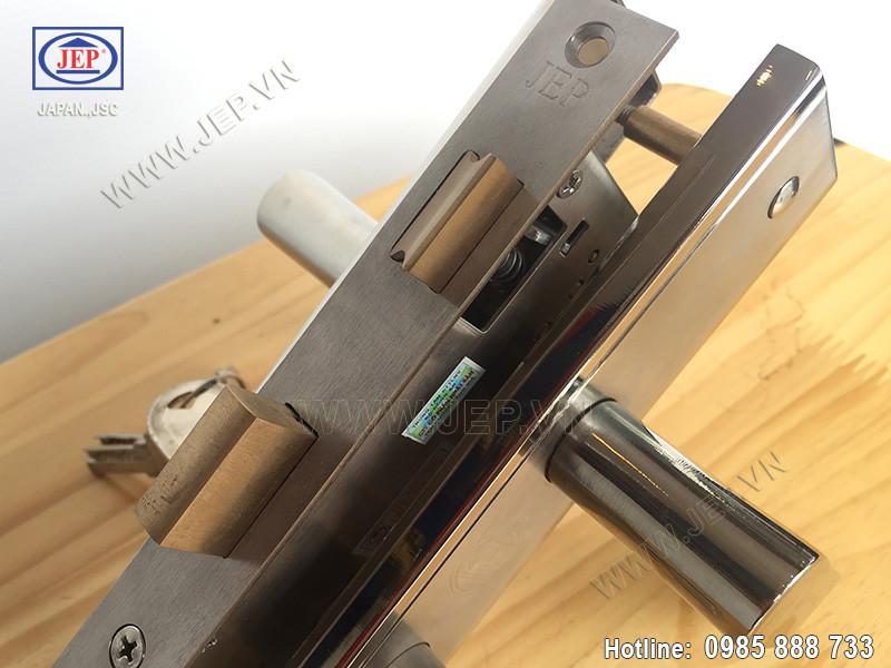 Khóa tay gạt MC48 sus304 - ảnh 2