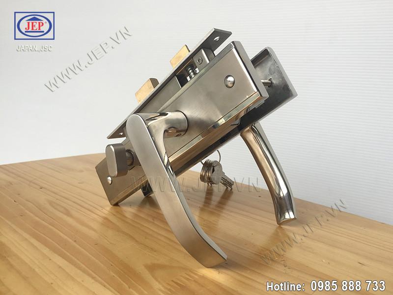 Khóa tay gạt MC48 sus304 - ảnh 3