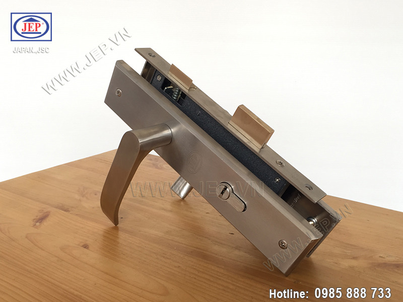 Khóa tay gạt cửa gỗ MC15 - 2