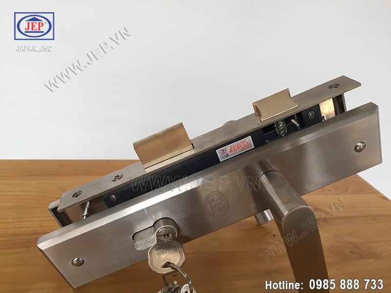 Khóa tay gạt cửa gỗ MC15 - 4
