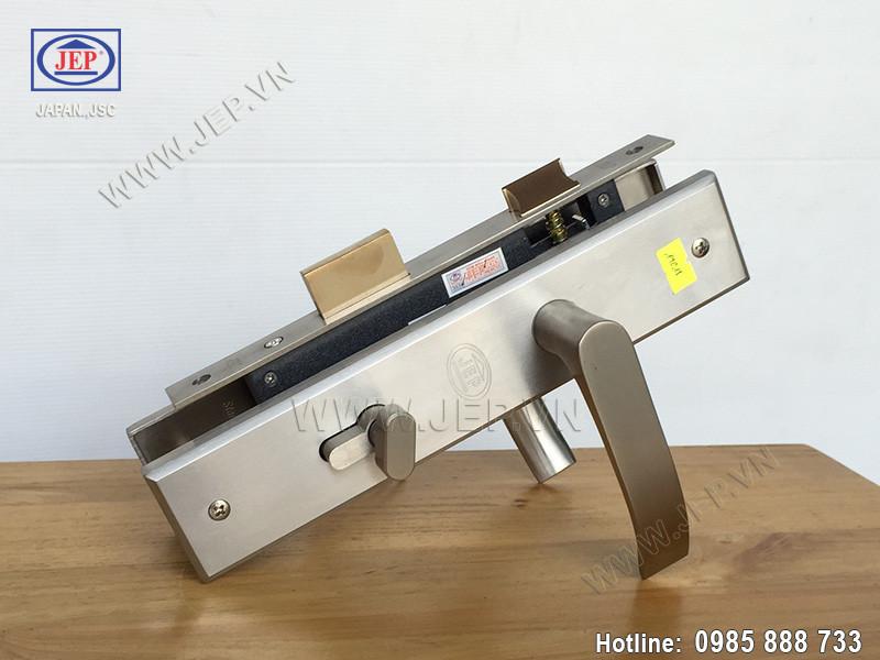 Khóa tay gạt cửa gỗ MC15