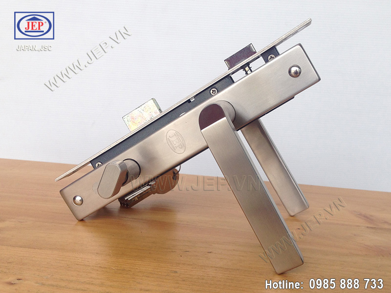 Khóa tay gạt MC13SS cửa nhôm