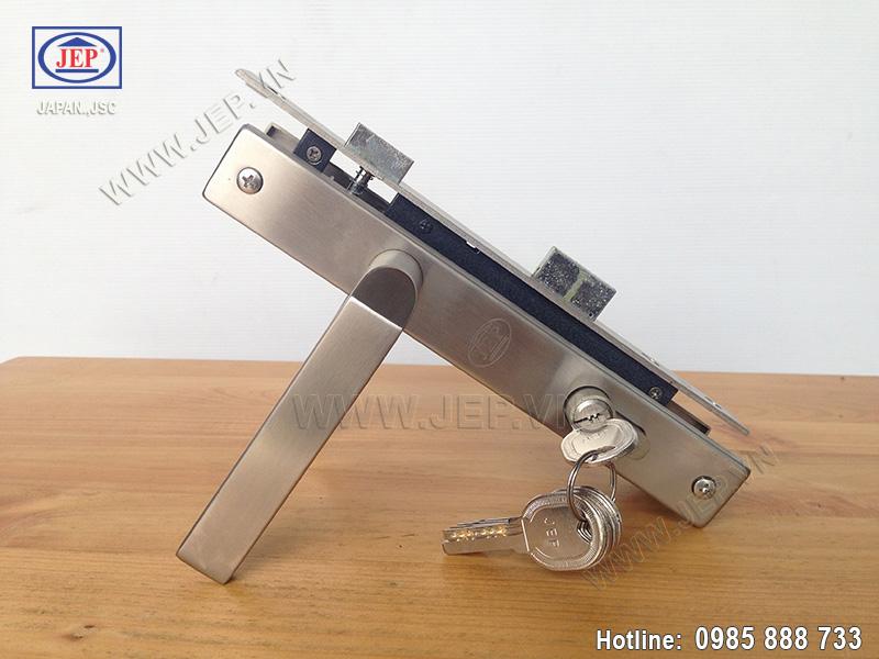Khóa tay gạt MC13SS cửa nhựa