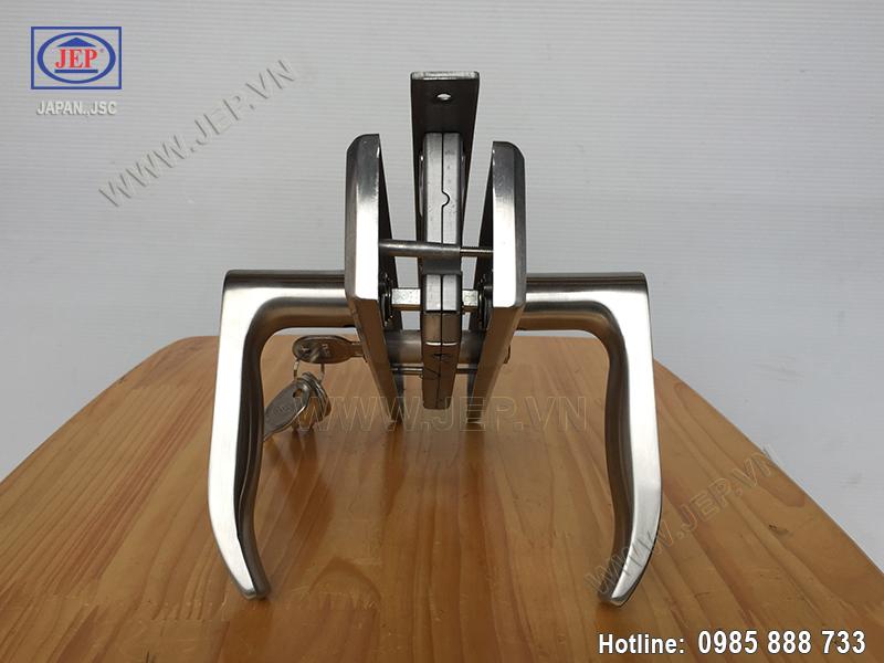 Khóa tay gạt inox MC15-BS50 - ảnh 2