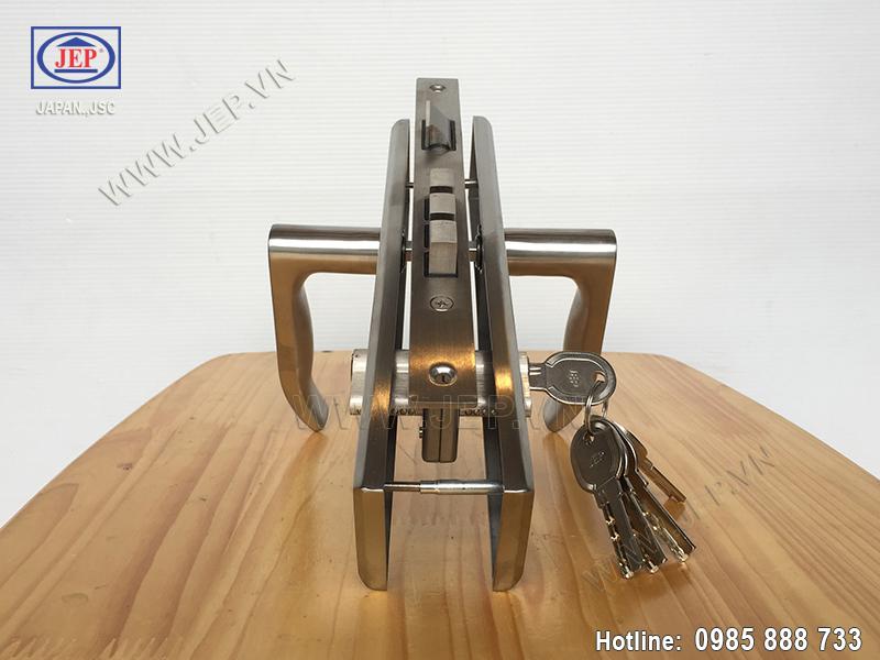 Khóa tay gạt inox MC15-BS50 - ảnh 3
