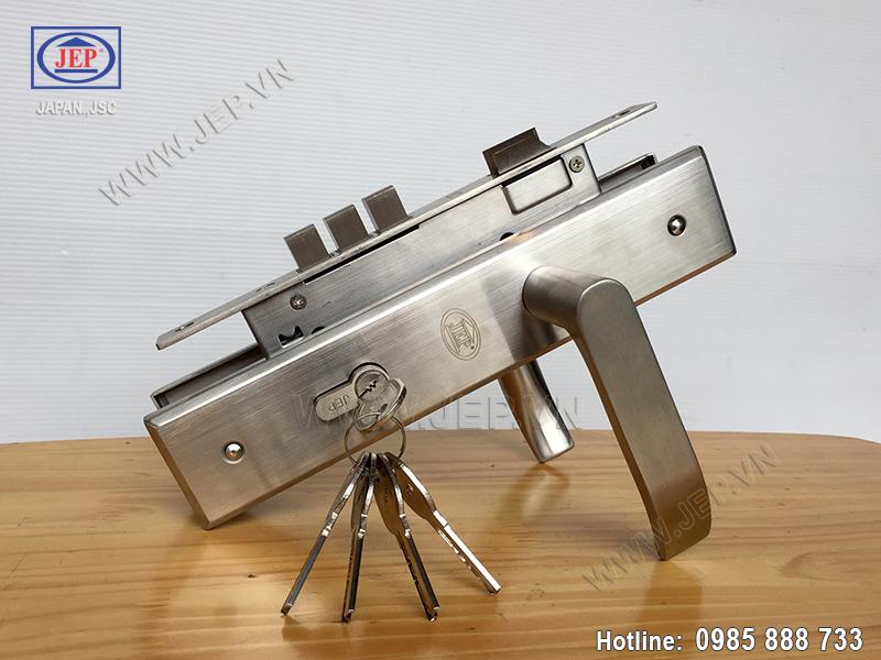 Khóa tay gạt inox MC15 - BS50