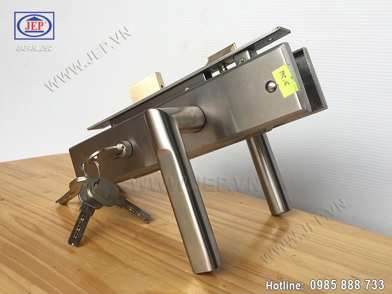 Khóa tay gạt MC10 inox sus 304 - ảnh 3