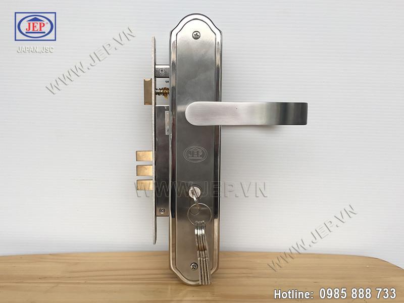 Khóa cửa tay gạt MC7 sus 304 - ảnh 6