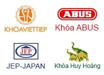 Các thương hiệu khóa cửa tốt nhất tại Việt Nam